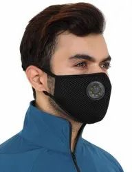 KD Reusable Washable Anti Pollution Mask With Filter Valve