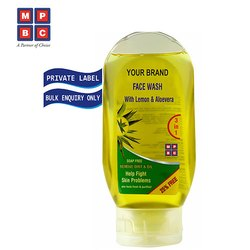 Lemon And Aloe Vera Face Wash