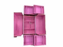 Vanity Make Up Box Cases