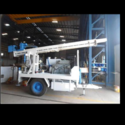 Trolley Mounted Dth Cum Rotary Drilling Rig, For Water Well