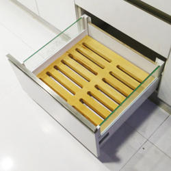 Wooden Plate Holder