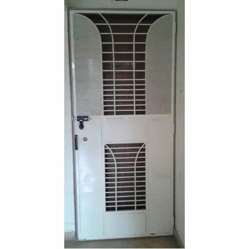 Metal Hinged Safety Door Rs 10000 Piece Manushri Enterprises Id