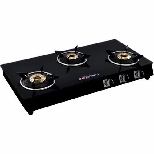 3 Burner Erfly Gas Stove Packaging Type Box