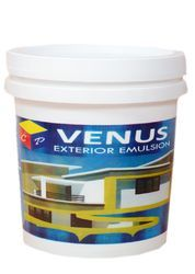 CALIBER PAINTS Exterior Emulsion Wall Paint, For Roller, Packaging Type: Bucket