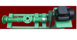 Ms, Ss Screw Pump, Standard, Max Flow Rate: Upto 50 Cum