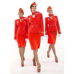 09247184cf Air Hostess Uniform at Best Price in India
