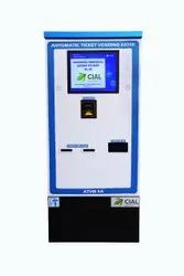 Automatic Ticket Vending Machine - ATVM-4A