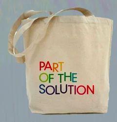 Cloth Bag - Printed, Handle: Yes