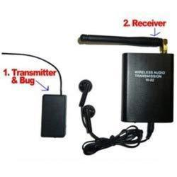 wireless audio video transmitter