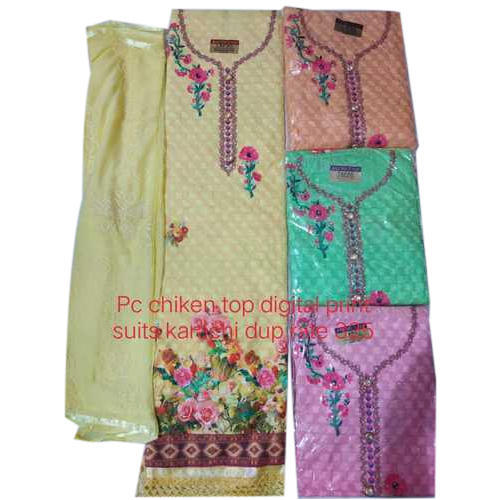 a17bb83a71 Printed Unstitched Ladies Suits, Rs 325 /piece, Shri Sudarshan ...