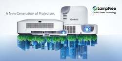 Casio LED Projector