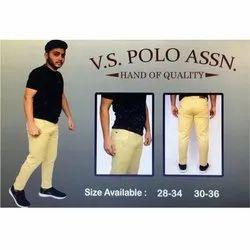Plain Comfort Fit Mens Cotton Jeans, Waist Size: 28-34, 30-36