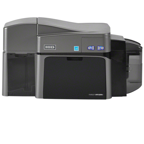 Hid fargo dtc1250e id card printer at rs 65000 number fargo id hid fargo dtc1250e id card printer reheart Images