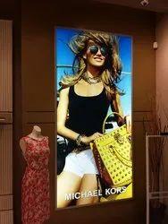 Backlit Poster Frame