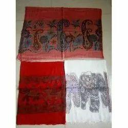 Wool Shawls In Kani Palla