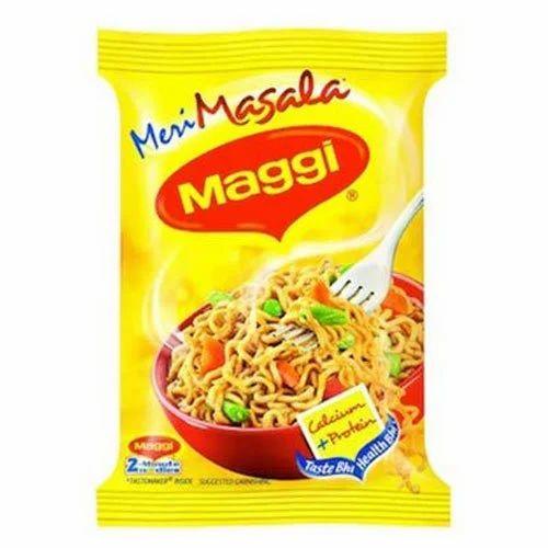 MAGGI Noodles - Masala, 70 gm Pouch