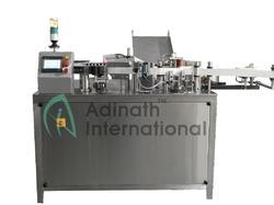 PLC Labeling Machine