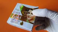 Nisa Lovely Gold Whitening Cream