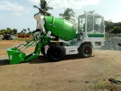 Schwing Self Loading Mixer Hydraulic Parts