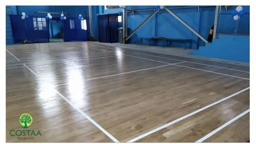 Solid Wood Flooring Corporate Building Wooden Flooring Services