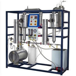 Double Effect Evaporator Unit