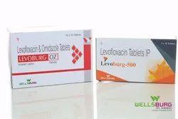 Levoburg - Oz Tab. ( Levofloxacin )