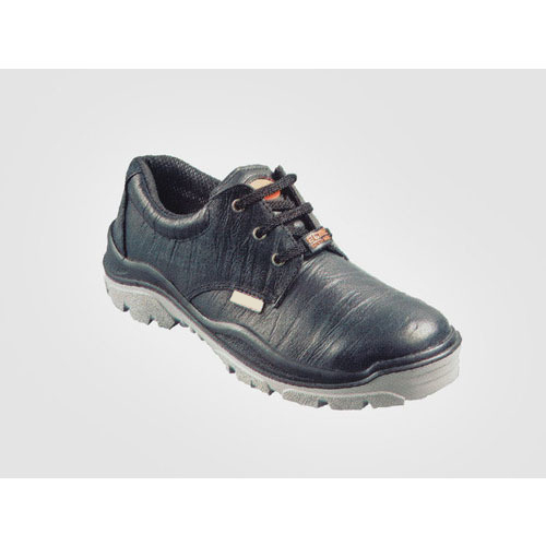 newest 58cf7 4714b Leather Male Safety Shoes (Dual Density PU Sole), Industrial