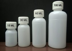 HDPE Pharmaceutical Syrup Bottle