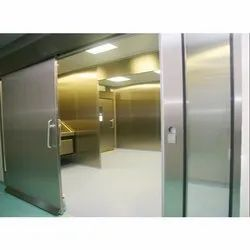 Hermetically Sealed Sliding Door
