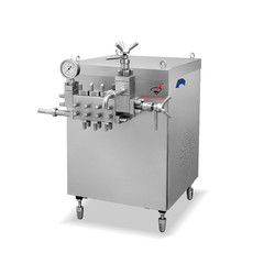 Ice Cream Homogenizer Machine