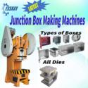 Metal Junction Box Making Machine