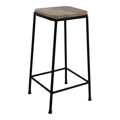 Brilliant Square Bar Stool Machost Co Dining Chair Design Ideas Machostcouk