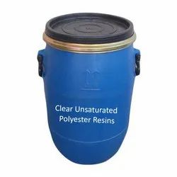 Clear Unsaturated Polyester Resin