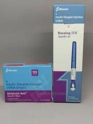 Insulin Glargine, Biocon, 3ml In 1 Catridge