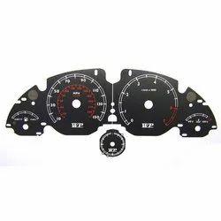 Automotive Speedometer Dials