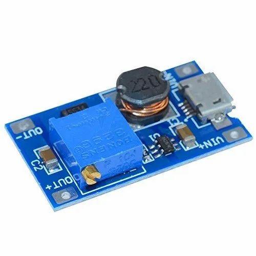 Micro 0.8-5V to 3.3V 100mA DC-DC Buck Boost Step Up Step Down Voltage Converter