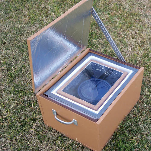 Box Type Solar Cooker