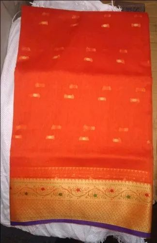 South Cotton Silk Saree