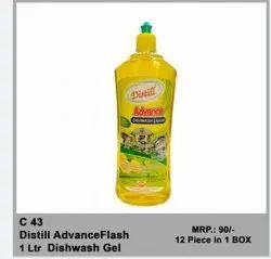 Distill Advance Dishwash Gel 1 Litre