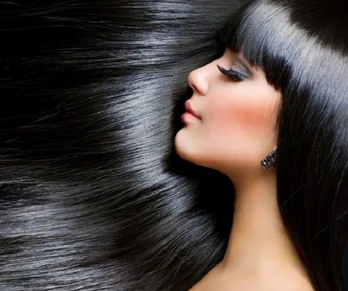 Shagun Gold Green Henna Plant Essence Black Hair Dye Powder