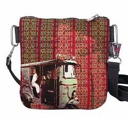 Classic Taxi Designer Sling Bag