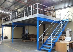 Heavy Duty Mezzanine Floors