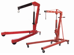 hydraulic Engine Crane - Gibcrane