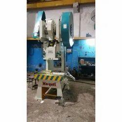 Mechanical C Frame Power Press Machine
