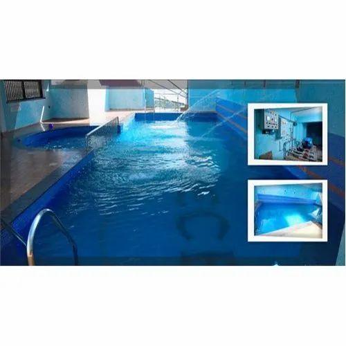FRP Swimming Pool, Capacity: 1000 L
