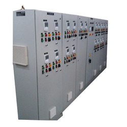 Galvanized Iron (GI) Automatic Local and Remote Distribution Board, IP Rating: IP54