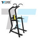 Vertical Dips Stand & Chinup Gym Machine