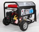Portable 7KVA Briggs And Stratton Powered Petrol Generator