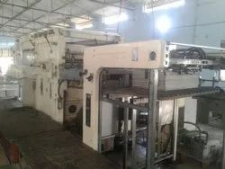 Automatic Crossland Uk Make Die Punching Machine For Sale 25 38 Inches