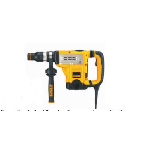 Rotary or Demolition Hammer Dewalt D25601K 45mm SDS-Max Combination Hammer